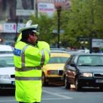 politist intersectie